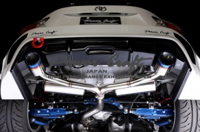 FT86 Hybrid Exhaust System